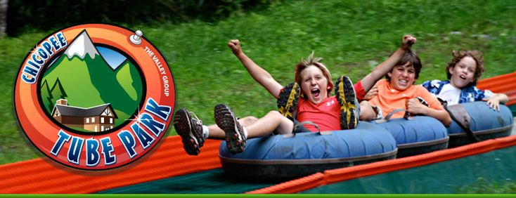 Chicopee Tube Park... ziplining and more...Contact Info here