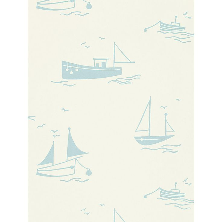Buy Harlequin Sail Away Wallpaper | John Lewis