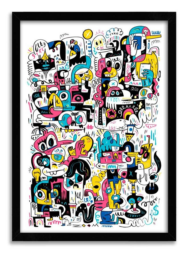 Blog | Jon Burgerman