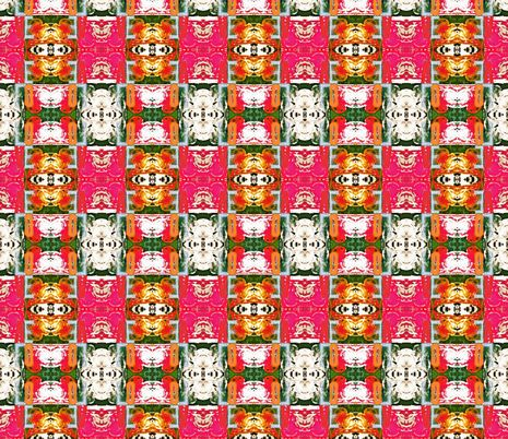 Love is Bright  fabric by natyceccato on Spoonflower - custom fabric