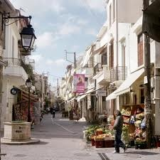 Crete Rethymnon - I worked here from 1973 until the Cyprus war