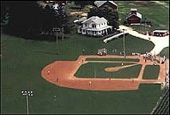 Field of Dreams. BEEN THERE!