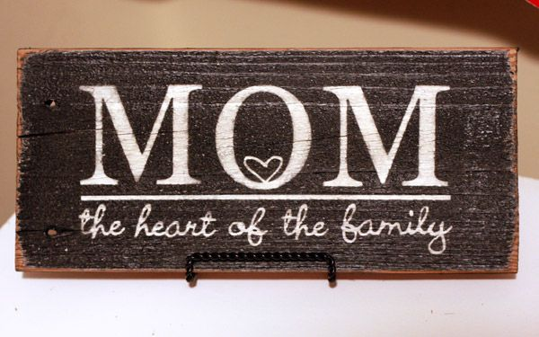 Mother's Day Sign