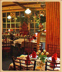 Amsterdam Indonesian Restaurant Sama Sebo