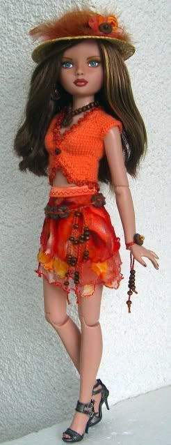 Ellowyne outfit - Handmade by Brunhilde