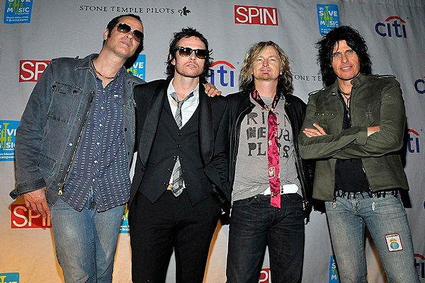 10 Best Stone Temple Pilots songs