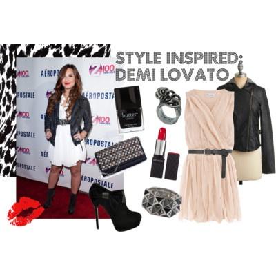 Style Inspired: Demi Lovato
