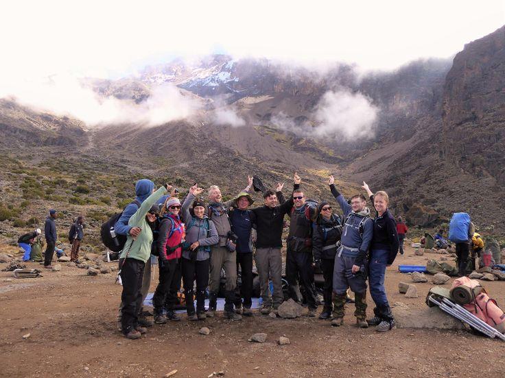 Matt Evans scales Mount Kilimanjaro in memory of his sister