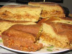 """Пирог """"Легче не бывает"""" Этот наливной пирог наверное один из самых лёгких и простых в приготовлении..."""
