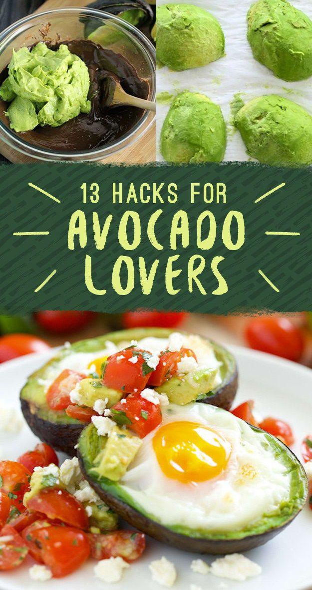 13 Useful Hacks Every Avocado Lover Needs To Know