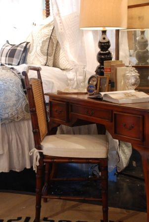 Use Creative Night Stands to Give Your Bedroom Charm @ Nell Hill's