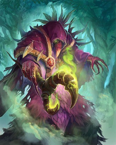 Dark Arakkoa - Hearthstone: Heroes of Warcraft Wiki