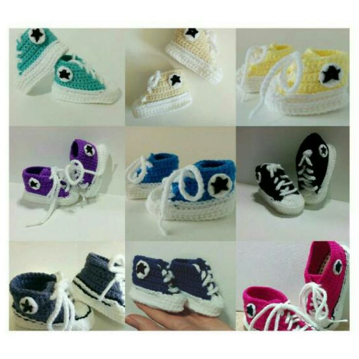 So many options, order a custom pair of converse slippers today! :)