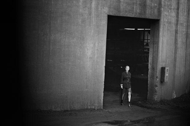 Лара Стоун в Vogue Netherlands (Интернет-журнал ETODAY)