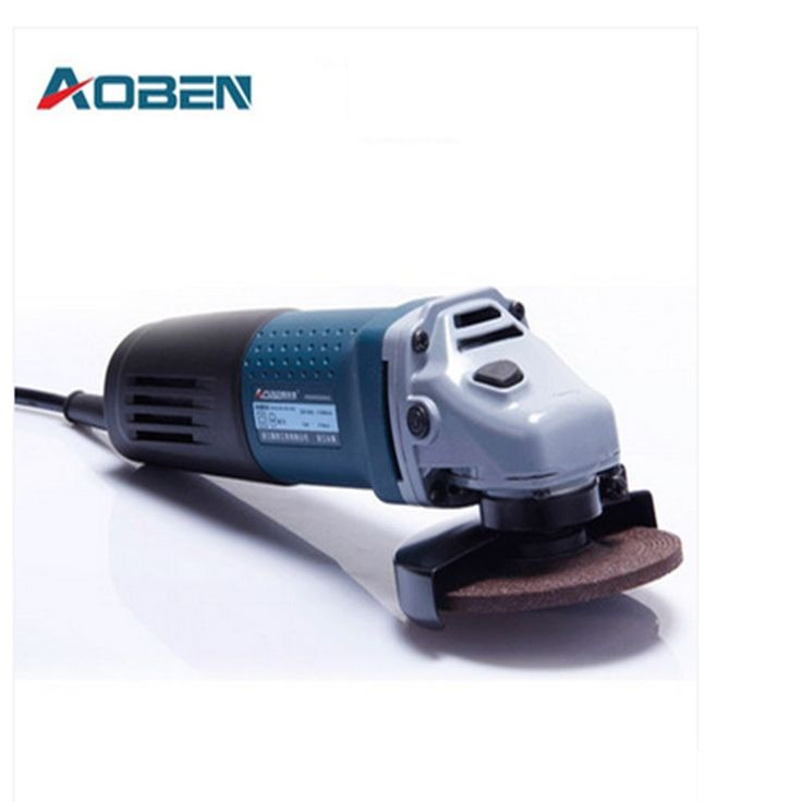 93.14$  Buy here - http://aliowc.worldwells.pw/go.php?t=32698174866 - AoBen Angle grinder angle grinder multifunction cutting machine industrial grinding mill household electric hand tools