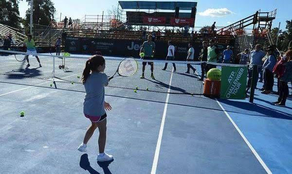 La Escuela Municipal de Tenis de Tigre abrirá su nueva sede en el Complejo Jeep Park