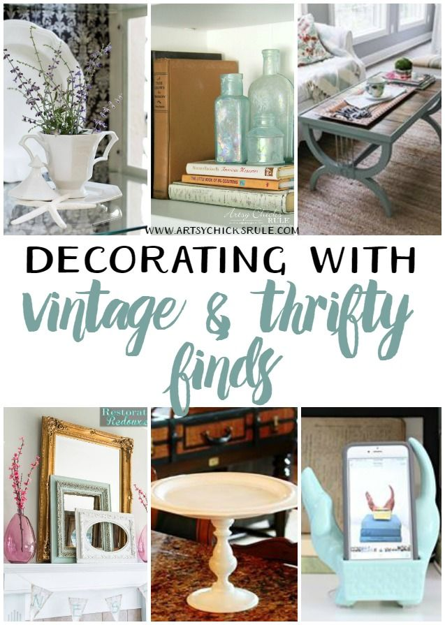 Budget Friendly Decor - artsychicksrule #budgetfriendlydecor