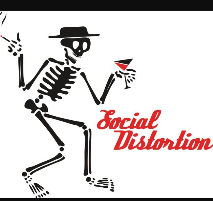 Social Distortion Tattoo