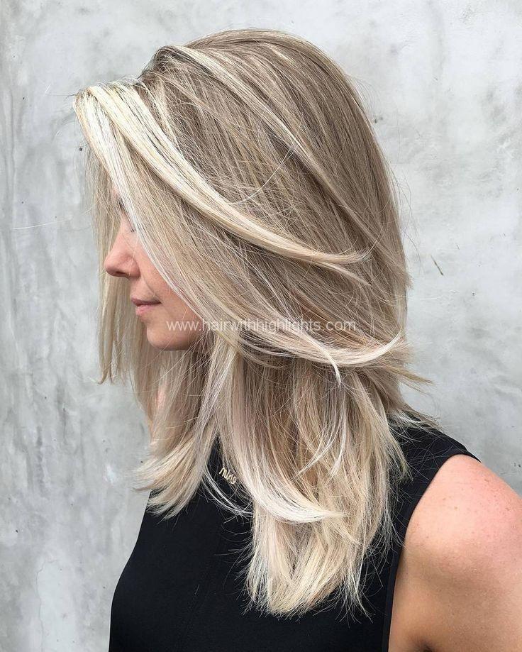 Wunderbare 210 Frisuren Diy Und Tutorial Fur Alle Haarlangen Frisuren Haarfarben Haare Blond Farben