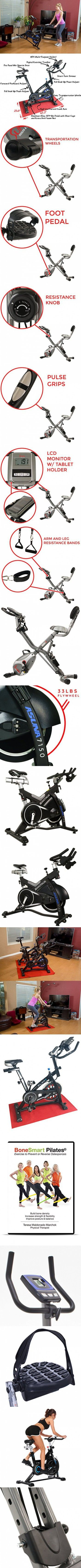 PLENY Indoor Cycling Bike For Tall People with Multi Purpose Holder Indoor Exercise Bike