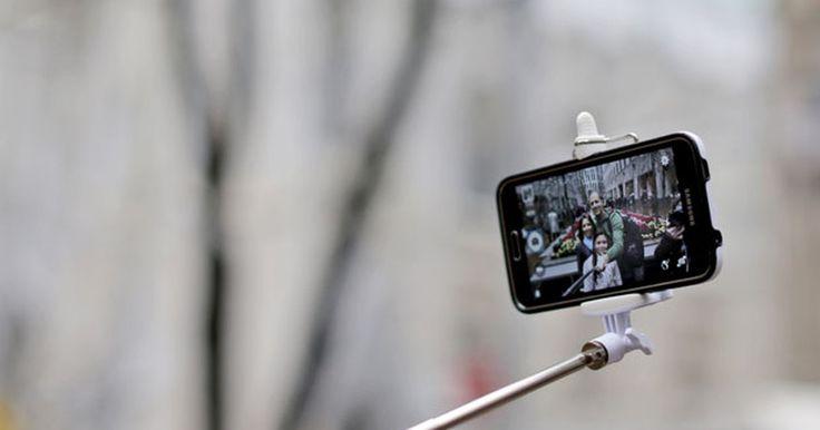 Rock in Rio proíbe entrada com pau de selfie na Cidade do Rock