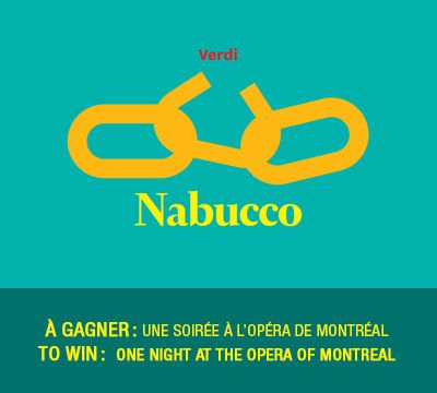 À gagner, une soirée à l'opéra de Mtl + 100$ chez boutique 1861 ♡ You could win one night at the opera of Mtl + $100 at 1861 ♡