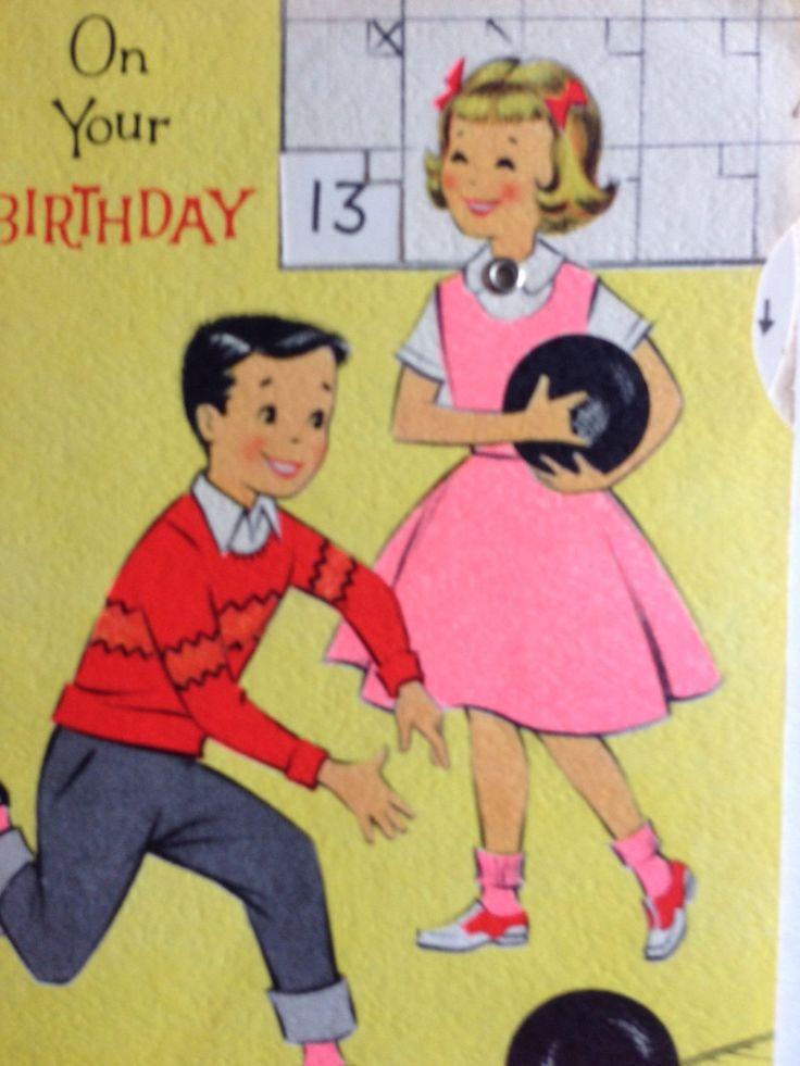 24 Best Birthday Card Images On Pinterest
