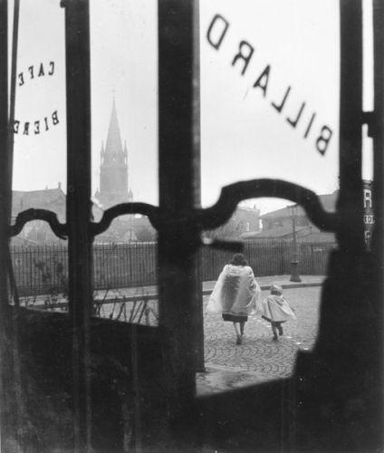 Willy Ronis, photographe humaniste et témoin optimiste du XXème siècle.