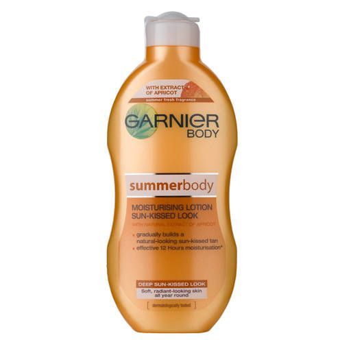 Garnier Summerbody.  Get that sun kissed glow the healthy way!