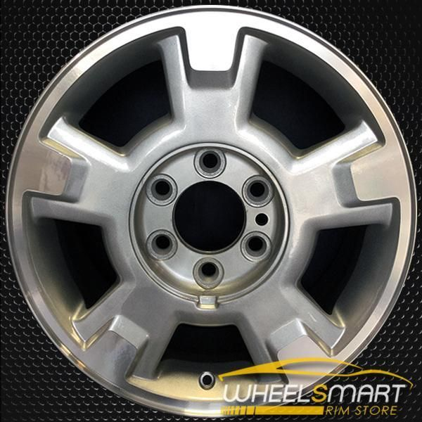 17 Ford F150 Oem Wheel 2009 2013 Machined Alloy Stock Rim 3781