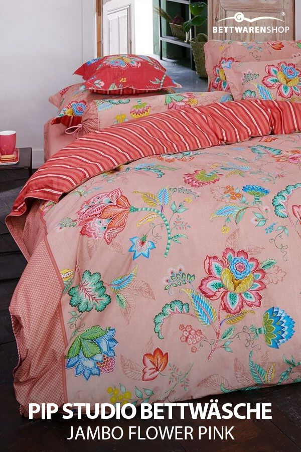 Pin Auf Blumige Bettwasche