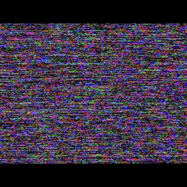 جار عرض Vhs Static Glitch Gif Aesthetic Gif Tv Static