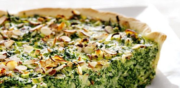 Grønkålstærte