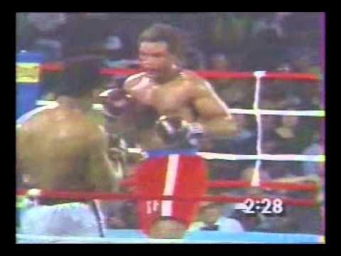 1974 10 30 キンシャサの奇跡 モハメド・アリ vs ジョージ・フォアマン