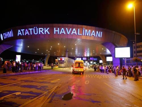 At Least 10 Dead At Istanbul Airport Following Explosions Gunfire   Terrorist attack at Istabul's Ataturk International Airport  The Minister of Justice for the Republic of Turkey Bekir Bozdag announced that at least ten people died in Istanbuls Ataturk International Airport following reports of explosions. CNN reports that two explosions and gunfire rocked the airport on Tuesday evening. Local news sources in Turkey reported multiple injuries early on but definitive numbers were not known…