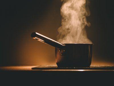 Parowar, gotowanie na parze