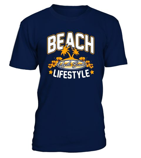 """# Beach Lifestyle Myrtle Beach T-Shirt for Men Women Kids .  Special Offer, not available in shops      Comes in a variety of styles and colours      Buy yours now before it is too late!      Secured payment via Visa / Mastercard / Amex / PayPal      How to place an order            Choose the model from the drop-down menu      Click on """"Buy it now""""      Choose the size and the quantity      Add your delivery address and bank details      And that's it!      Tags: Why get your family…"""
