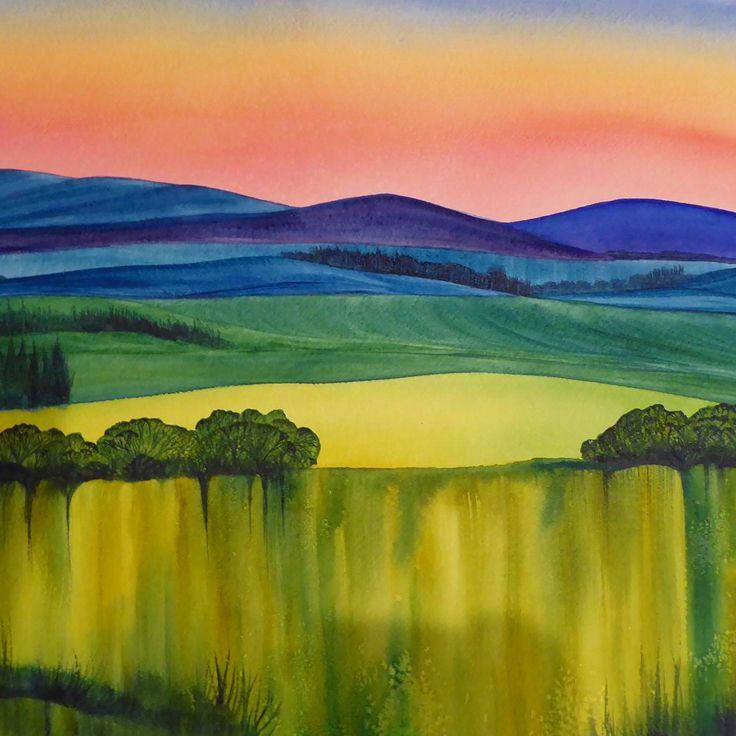 A new landscape Raewyn Harris www.raewynharris.nz