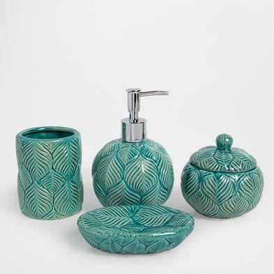 Salle de bain bathroom pinterest zara home maison for Accessoires salle de bain zara home