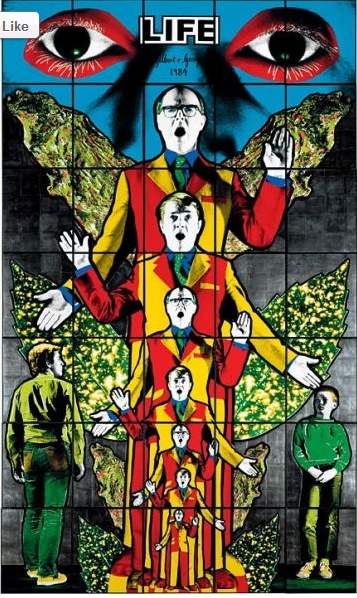 artists: Gilbert and George