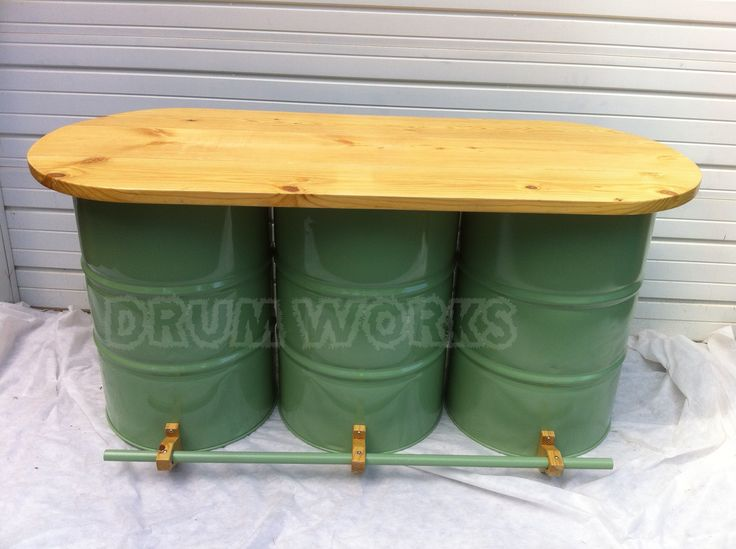 210 Best Ideas For Recycling 210l Oil Drums Images On