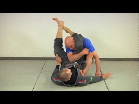 ▶ 12.9.14 How to Escape the Triangle Choke from Guard, Tripod and Foot in Armpit