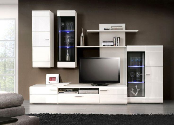 11 best muebles sal n muebles modernos tv images on for Muebles modulos salon