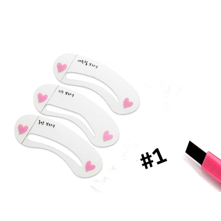 Eyebrow Automatic Pencil makeup 5 color Eyebrow Liner 3 style Eyebrow Shape Stencils Grooming Kit Makeup eyebrow Tool