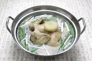 タッカンマリの作り方 | 韓国料理レシピ