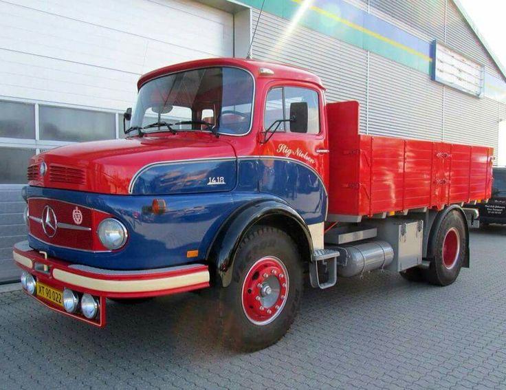 192 best mercedes trucks images on pinterest classic for Old mercedes benz trucks