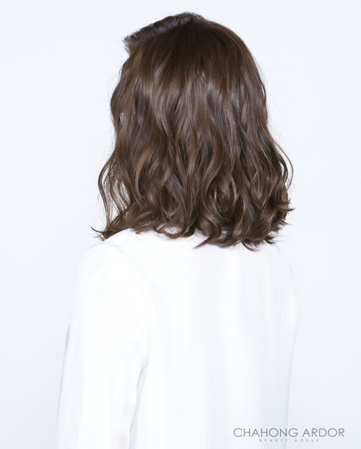 Hairstyles For Black Permed Hair Medium Length : Best 25 digital perm ideas on pinterest straight hair