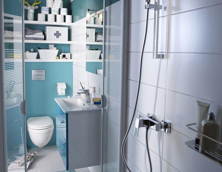 17 meilleures id es propos de tag res de rangement - Petite etagere salle de bain ...
