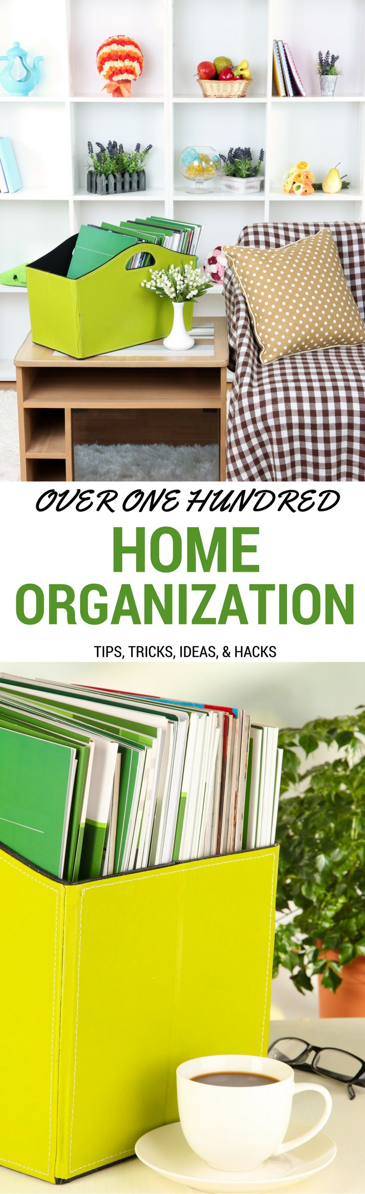 100 Getting Your Home Organized Tips 625
