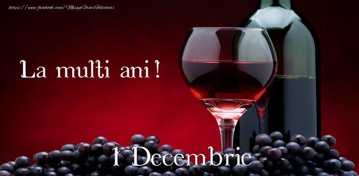 La multi ani! 1 Decembrie